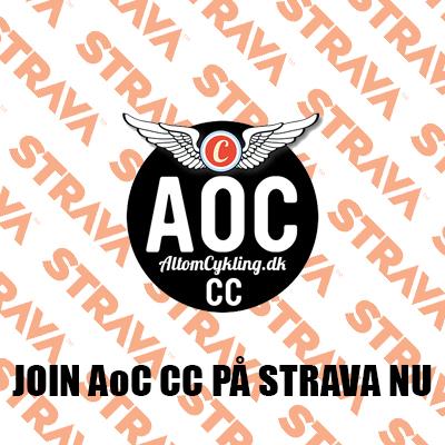 AltomCykling.dk månedlige Strava Challenge