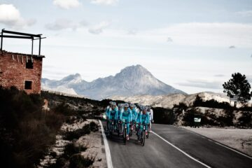 Astana Training in Alicante 2013 Photo: Uggi Kaldan // AltomCykling.dk