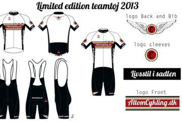 AltomCykling.dk Limited Edition teamtøj 2013 © Marcello Bergamo