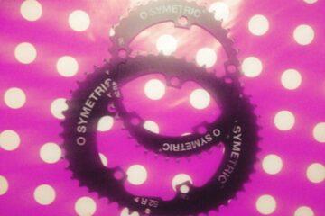 Osymetric ovale ringe