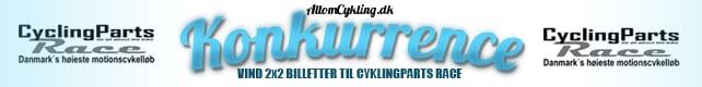 Vind Billetter til Cykling Parts Race