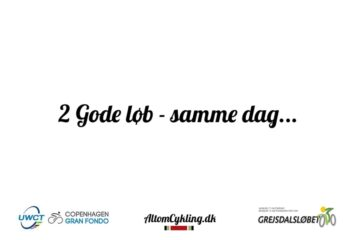 Grejsdalsløbet og Copenhagen Gran Fondo 2013 er begge to i morgen, vi dækker naturligvis dem begge! // AltomCykling.dk