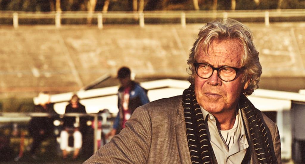 Jørgen Leth til Jørgen Leths æresløb i Aarhus 2012