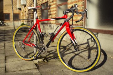 CX Specialized Crux med Challenge Strada Bianca 2013