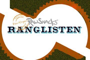 AltomCykling.dk introducerer Rawsnacks Ranglisten, en rangliste af danske motionister, i samarbejde med Rawsnacks.dk ©AltomCykling.dk