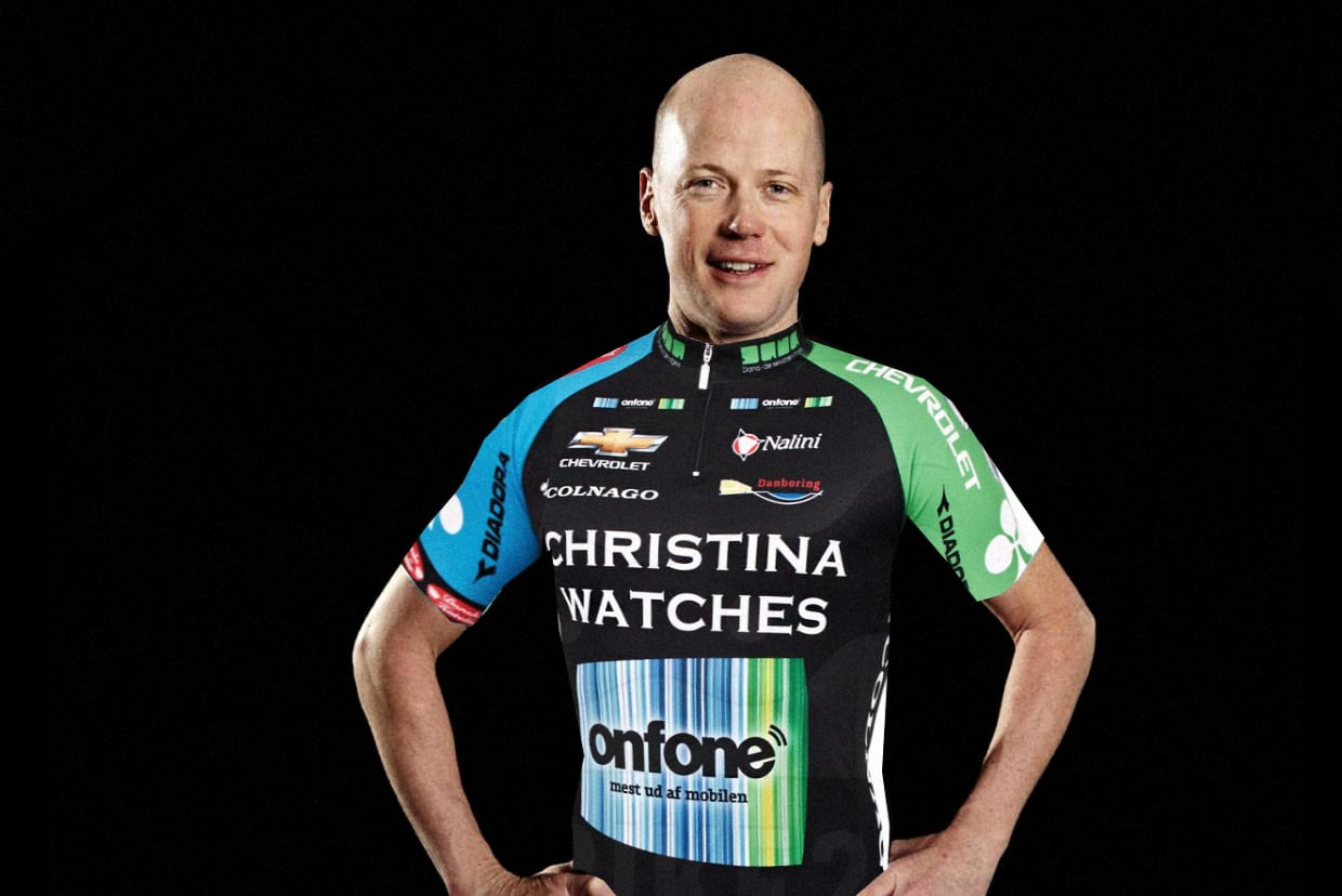 Chris Horner til Christina Watches Onfone? © Photomontage: AltomCykling.dk