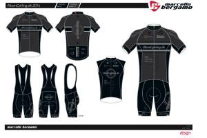 AltomCykling Team Design 2014