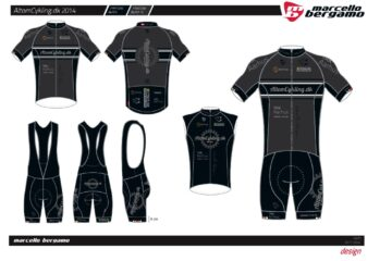 AltomCykling Team Design 2014