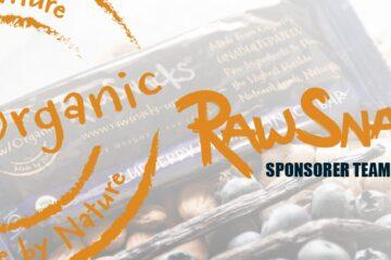 Rawsnacks Europe Sponsorer Team AoC 2015 © Photo: Altomcykling.dk