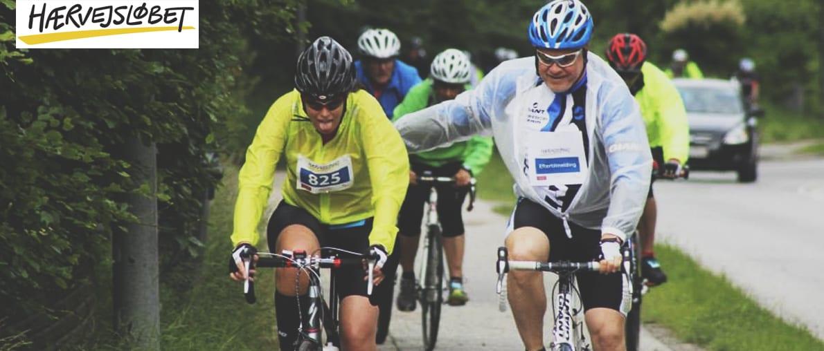 Hærvejsløbet 2014 © AltomCykling.dk
