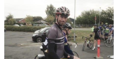 Peter Holm, Team AltomCykling, Tjele Langsø Rundt 2014