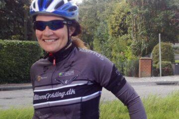Pastor Pernille Tour de Femme ©Photo: AltomCykling.dk