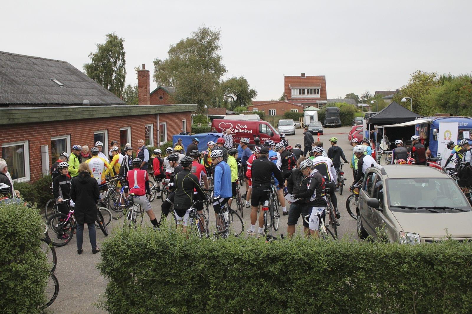 Kløver Motionscykelløbet 2014, Photo © Altomcykling.dk