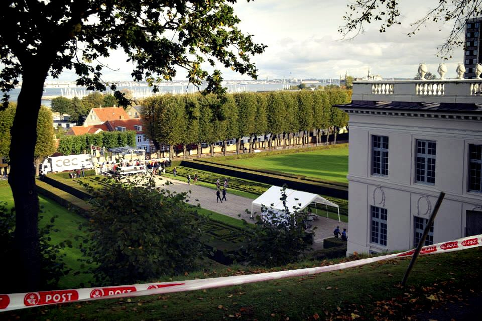 Kronborg UCI Cross Event 2014 © Photo: AltomCykling.dk
