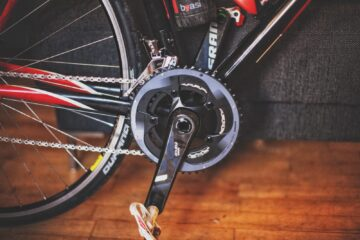 SRAM Force BB30 on BSA Crank ROTOR CUPS © Photo: AltomCykling.dk