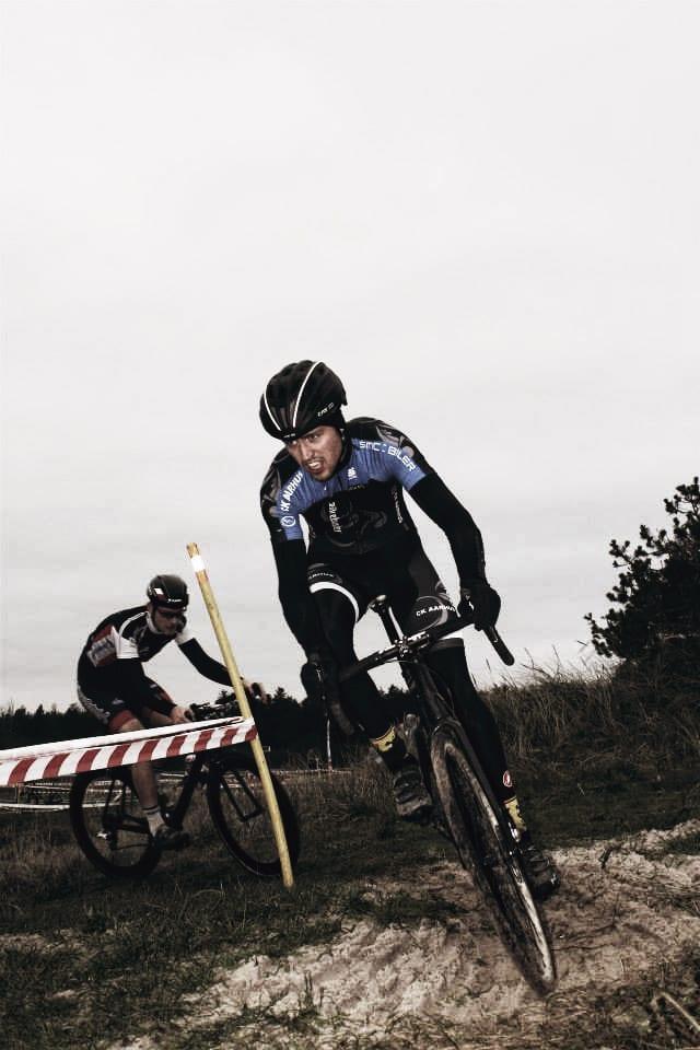 Simon Zdrenka Slettestrand Cross 2014 AltomCykling.dk ©