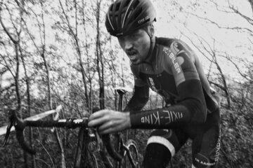 Simon Zdrenka fra AltomCykling.dk til Cykelcross i Aarhus 2014 © Photo: Uggi Kaldan // Altomcykling.dk