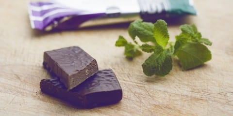 SIS Mint Chokolate Rego Protein Bar © Photo: Uggi Kaldan // AltomCykling.dk 2014