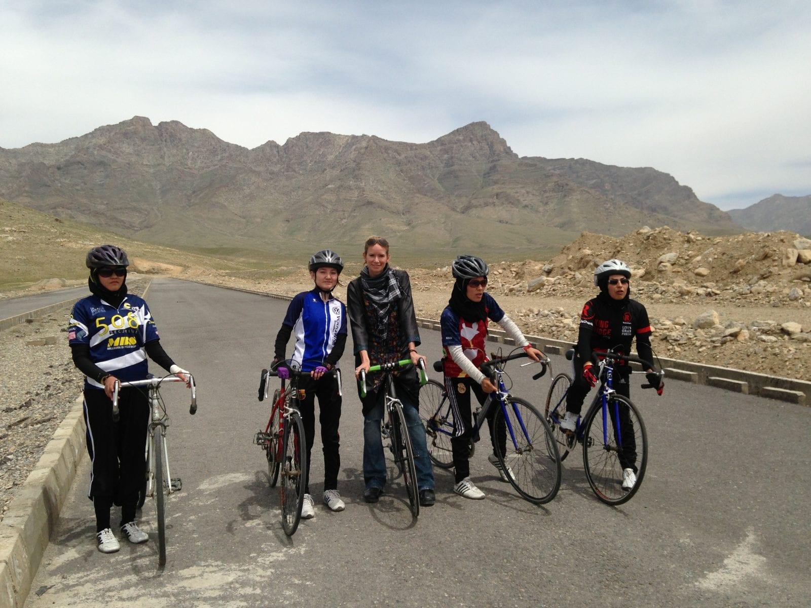 Afghanistan Shannon Galpin Mountain2Mountain © Photo:  Mountain2Mountain PR