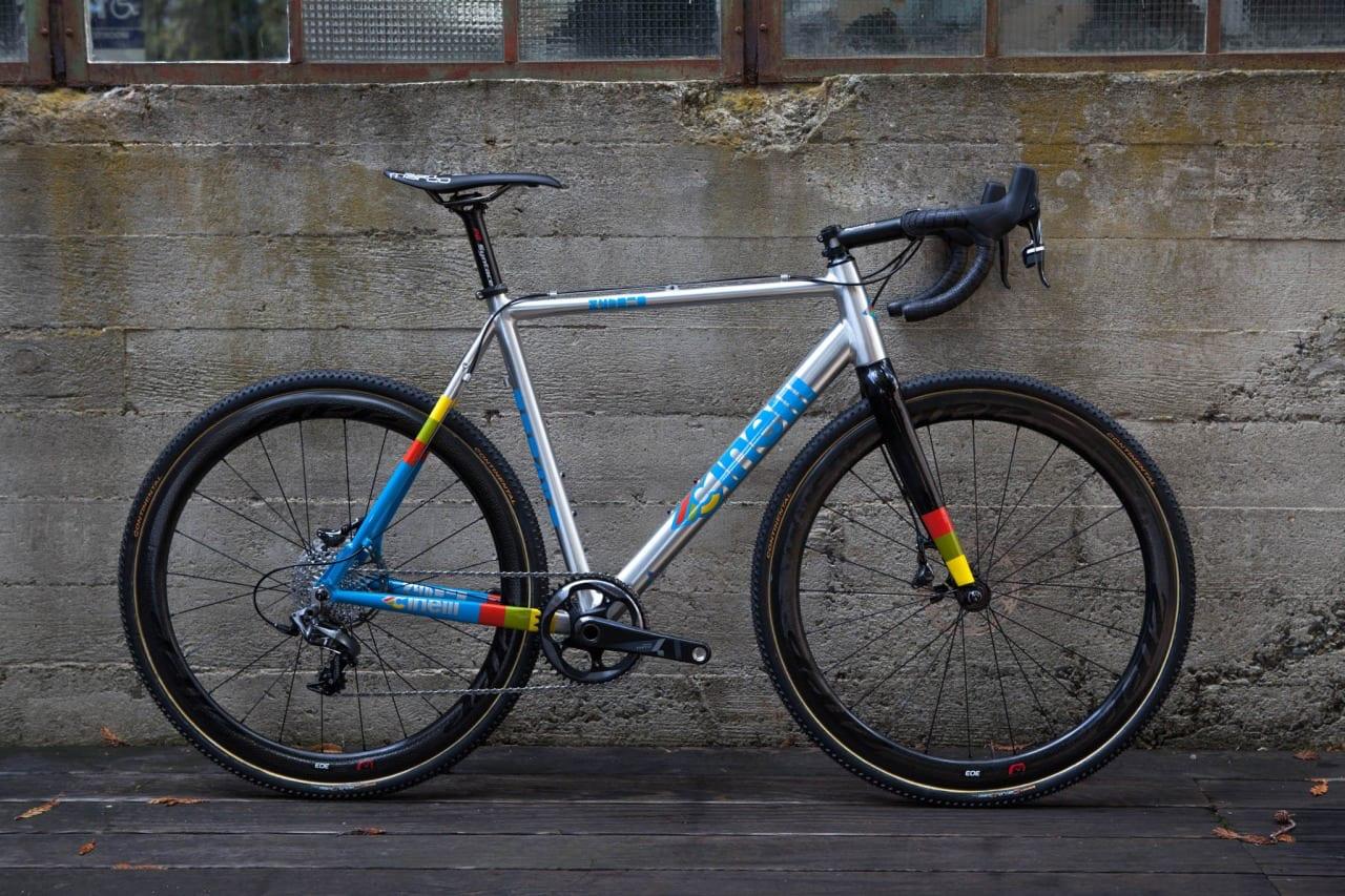Bikeporn med Discbremser ©Fundet på nettet af Zdrenka // AltomCykling.dk