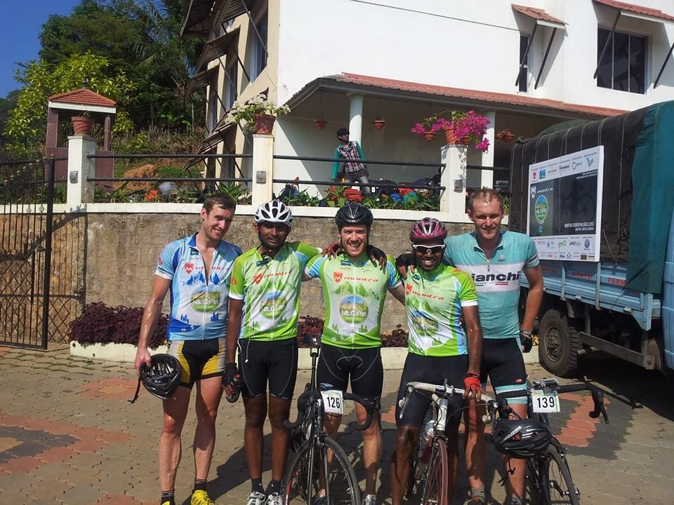 Tour of Nilgiris 2013 Nils Bradtberg AltomCykling.dk