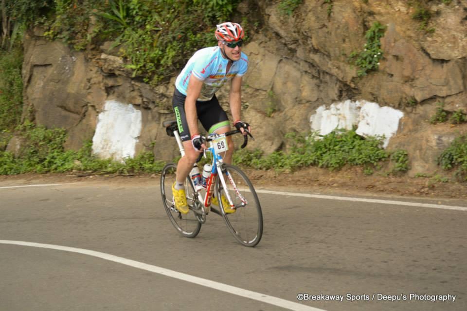 Nils Bradtberg kører tour of Nilgiris 2014 ©Photo: R.A.Y. Photography
