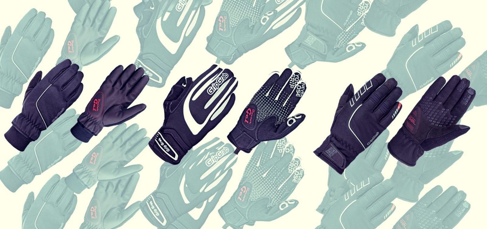 Grip Grab vinter handsker testet ©AltomCykling.dk 2015