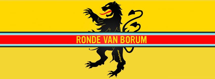 Ronde van Borum Banner