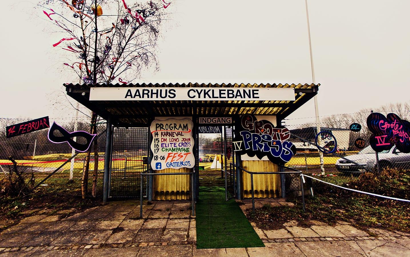 Grote Prijs på Aarhus Cyklebane 2015 © Photo: AltomCykling.dk