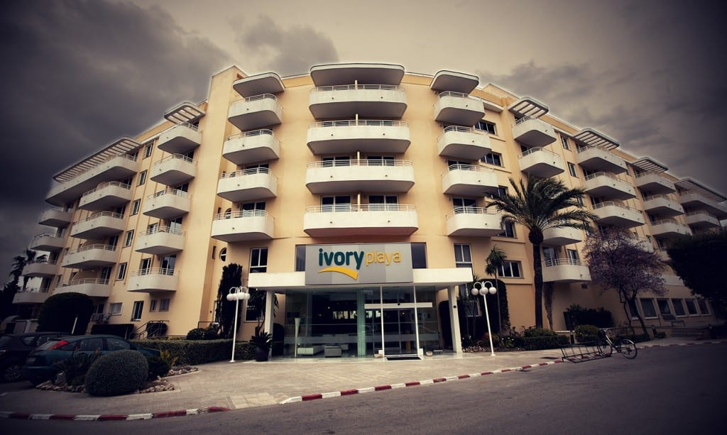 Ivory Playa Mallorca lækre ferielejligheder © Photo: Uggi Kaldan // AltomCykling.dk 2015