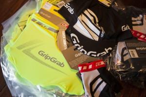 GripGrab sponsorerer motionscykelløbet Ronde van Borum 2015 © Photo: Uggi Kaldan