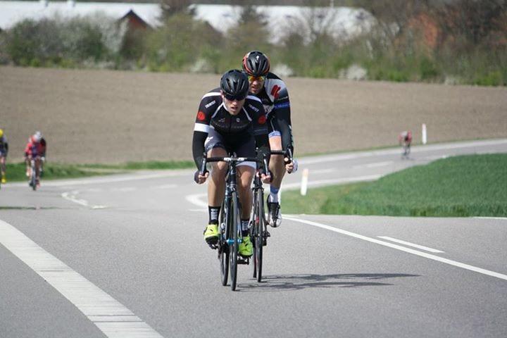 Fint parløb bliver til ræs © Cykelfoto / Facebook