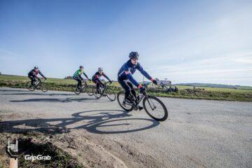 Henrik V. Nielsen fra AltomCykling.dk til En forårsdag i Thy ©Martin Paldan // GribGrap