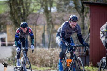 Jeppe Tolbøll til Ronde van Borum 2015 ©AltomCykling.dk Danmark