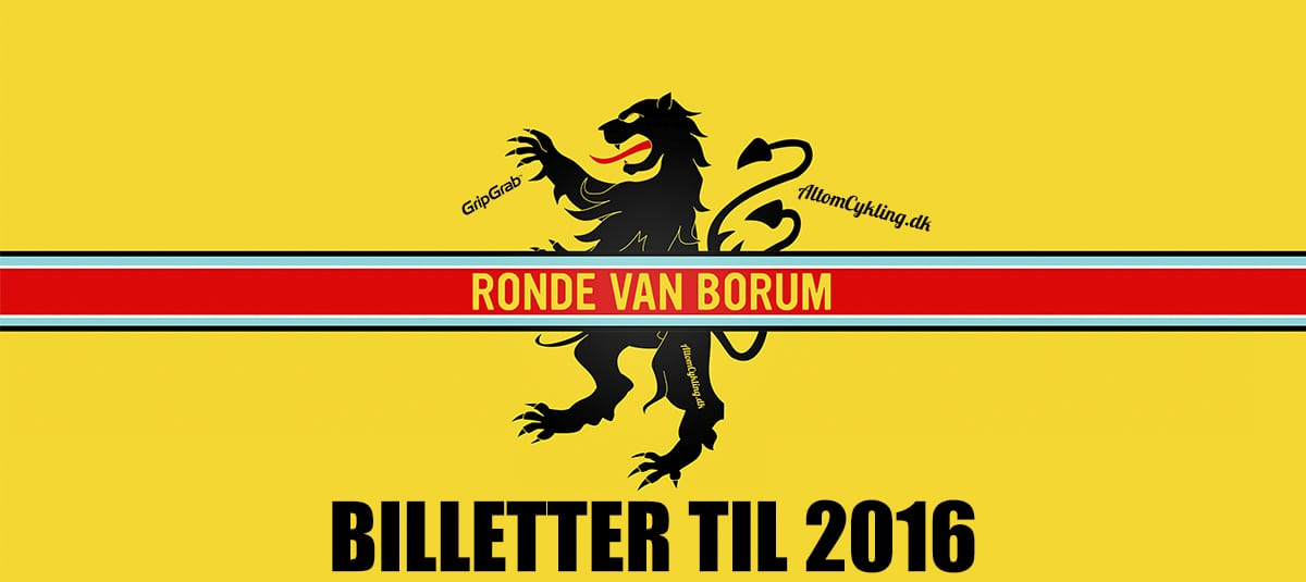 LOGO_RvB_Billetter 2016 Ronde van Borum tickets