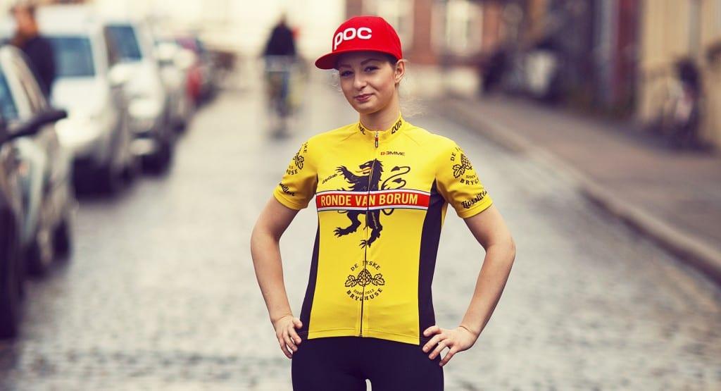 Ronde van Borum winners Jersey - Vindertrøje © Photo: Uggi Kaldan, AltomCykling.dk 2015