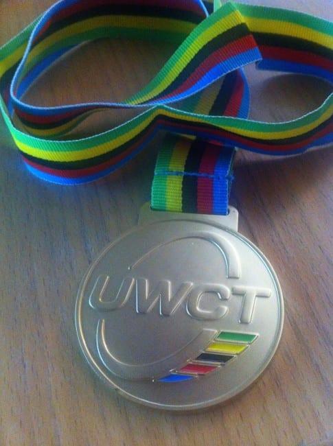 Copenhagen Gran Fondo Medal 2015