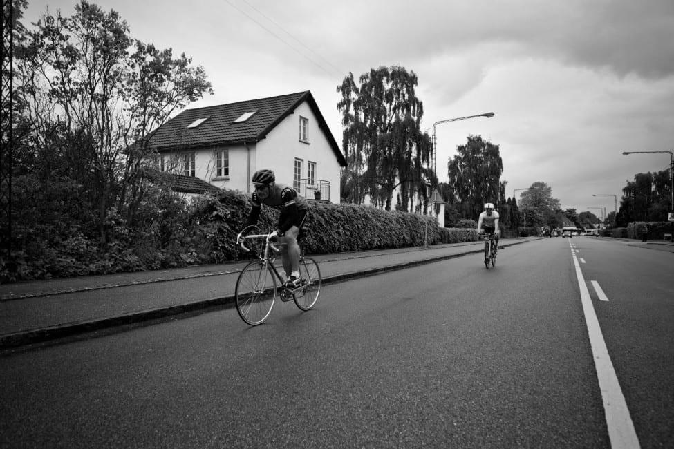 Hust kom godt afsted i første runde ©Photo: Toke Hage