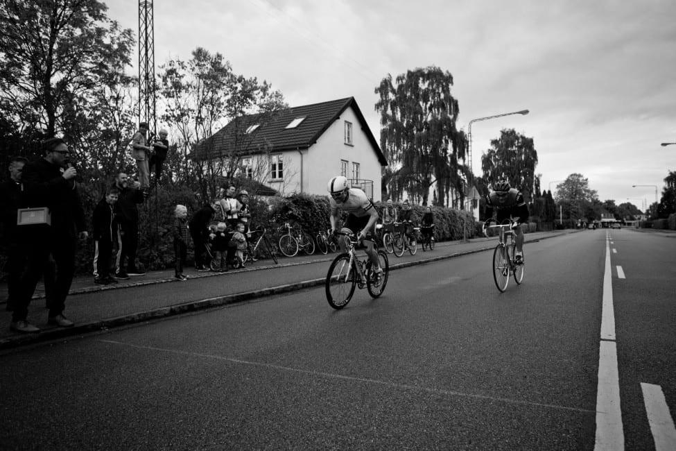 Rollerne blev byttet om i finalen ©Photo: Toke Hage