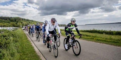 Kongeetapen Pressetur Post Danmark ©Foto: Mads Hansen