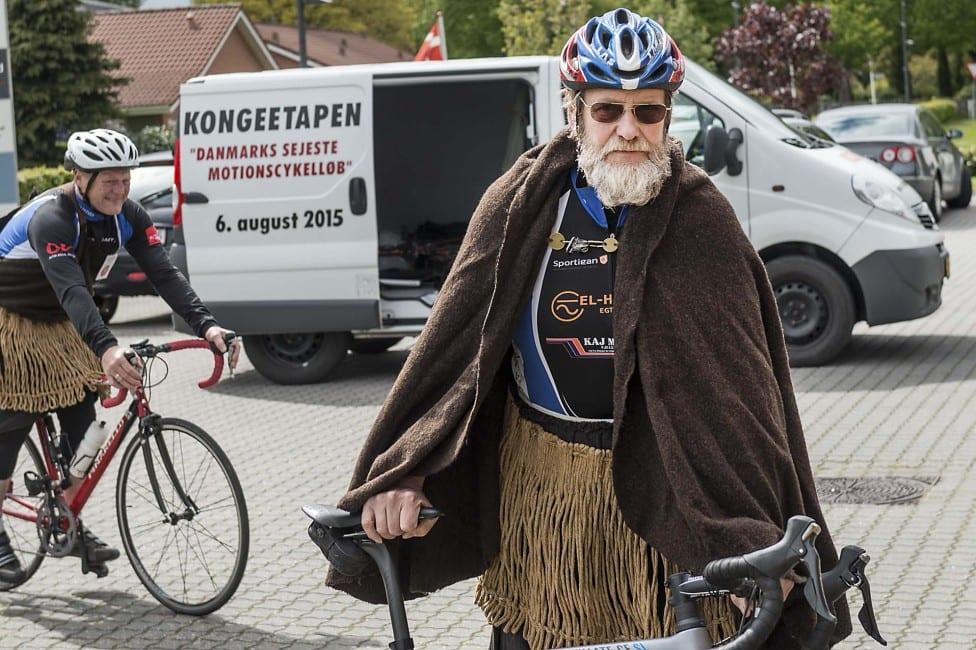 Kongeetapen 2015, Egtvedpigen ældes med ynde synes vi © Foto: Mads Hansen