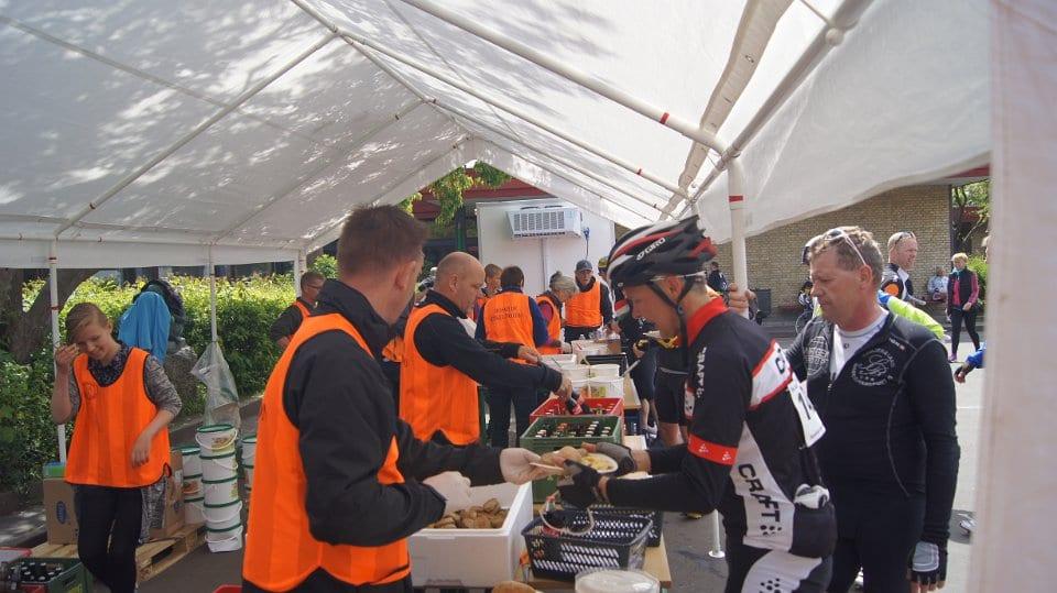 Rikke Lønne til Skjoldenæsholmløbet 2015
