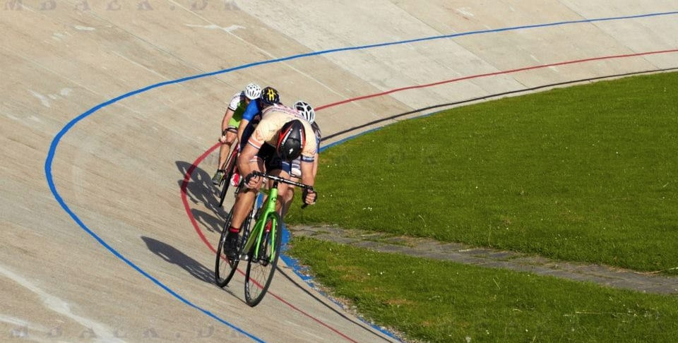 Daniel Vestergaard Cyklebanen ©Foto: Mbaek.dk