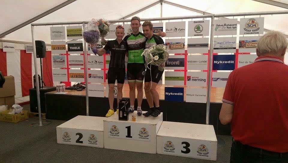 Tour de Snejbjerg 2015 1