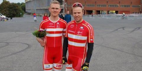 Raketten afsted med landsholdet i Paracykling 2015 © AltomCykling.dk