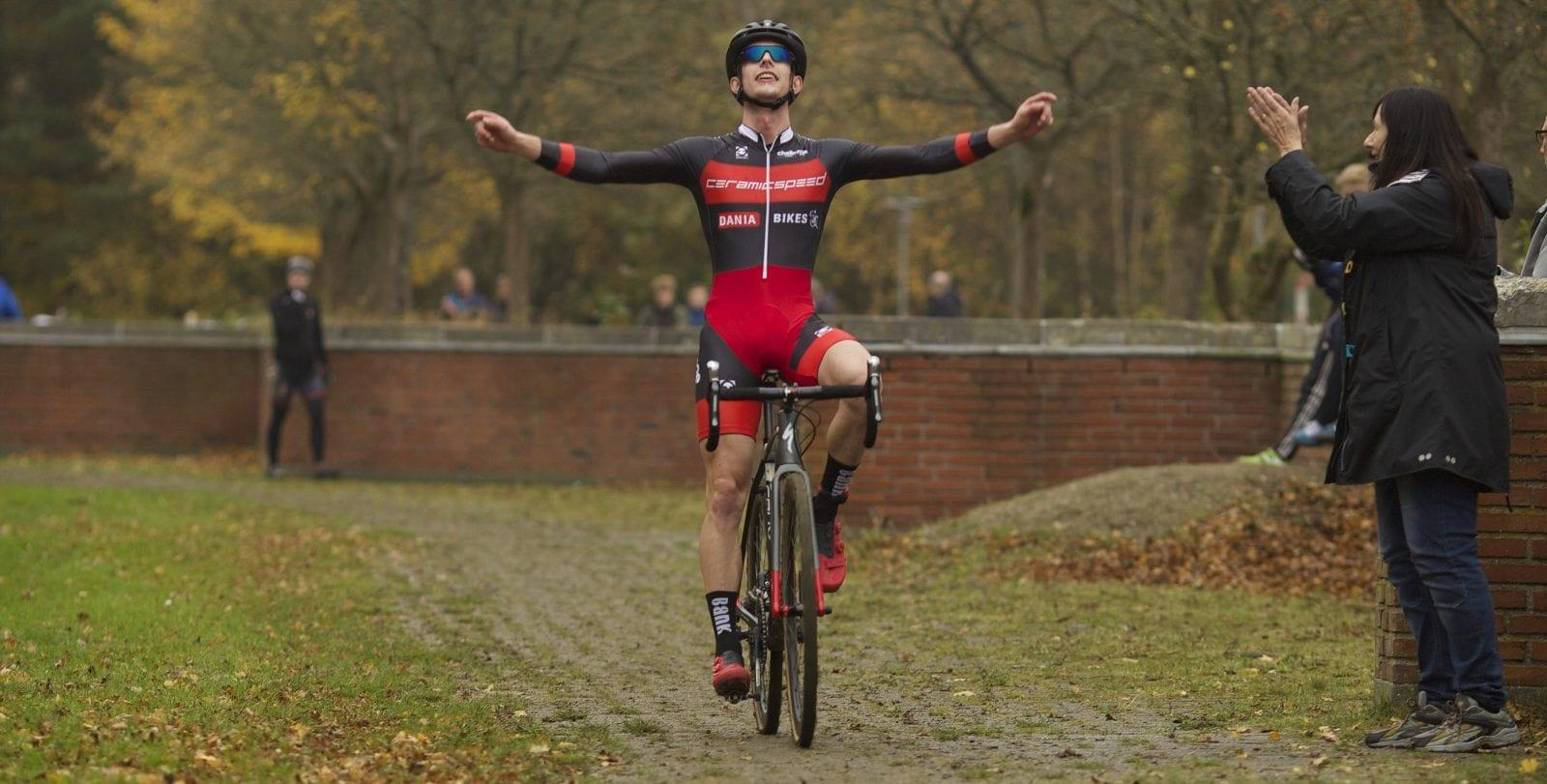 Kenneth Hansen 2. Afdeling af Post Cup CX 2015 © Photo: Uggi Kaldan // AltomCykling.dk