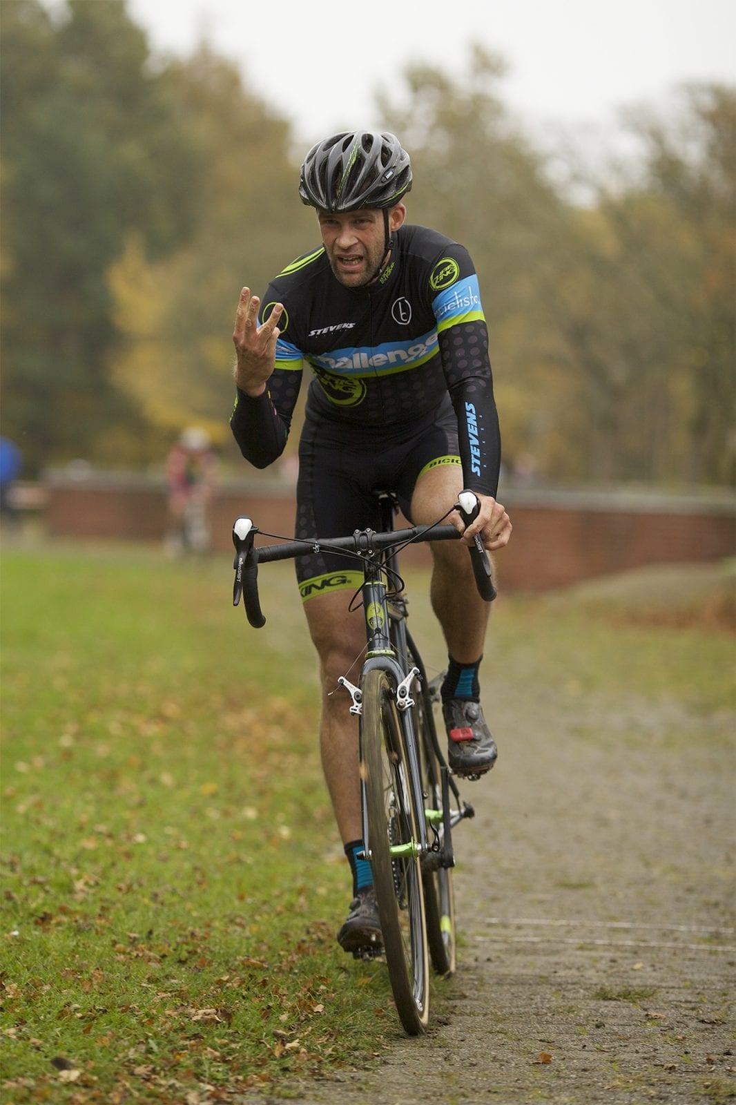Parbo gad nok godt være blevet 2er, han var godt kørende, men 3 er nu også flot! © Photo: Uggi Kaldan // AltomCykling.dk
