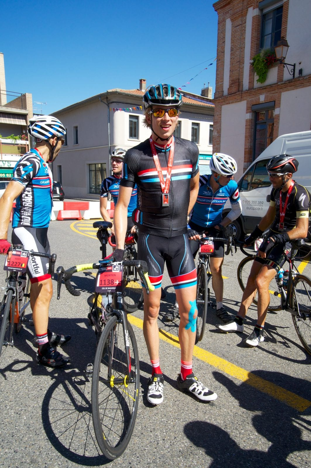 Haute Route Finisher 2015