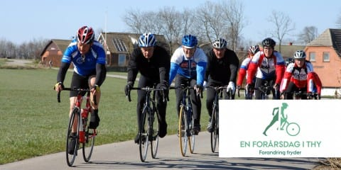 En Forårsdag i Thy 2016 AltomCykling.dk