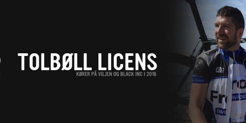 Tolboell Licens 2016 Black Inc Wheels